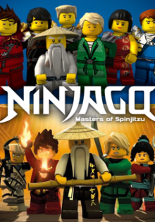 ico - Ninjago: Masters of Spinjitzu (S1-S3)
